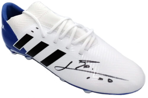 Lionel Messi Signed Football Boot