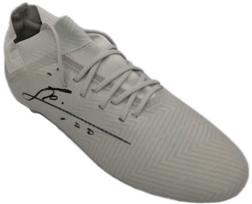 Messi Signed Adidas Boot